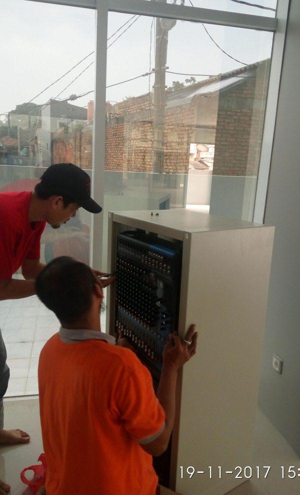 Jasa Pemasangan Sound System TOA