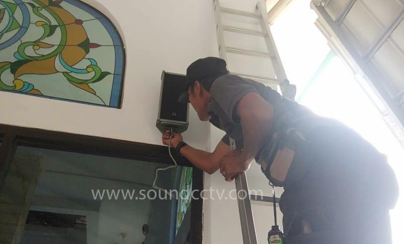 Jasa Pemasangan Sound System