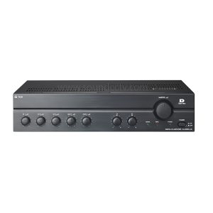 Jual TOA PA Amplifier ZA-2060D-AS Digital : soundcctv.com
