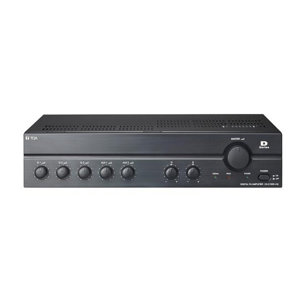 Jual TOA PA Amplifier ZA-2120D-AS Digital (120 Watt)