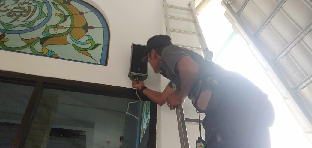 Jasa Pemasangan Sound system & CCTV Lengkap dan Murah
