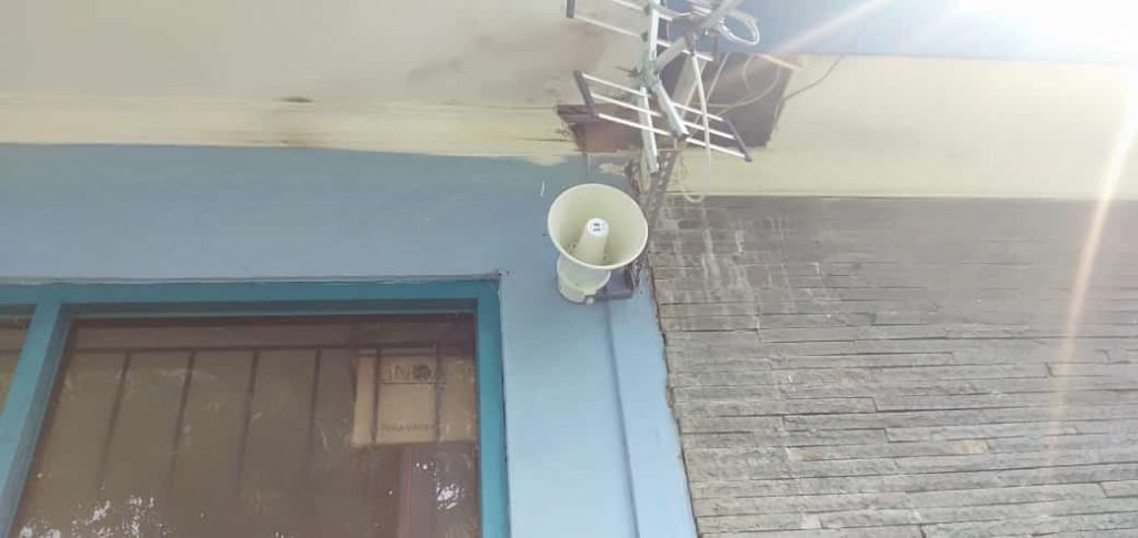 Pemasangan paging system di PDAM Kota Bogor 3